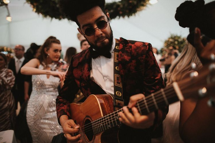 Mariachi Band Wedding Entertainment