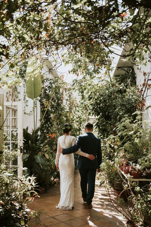 Mapperton House and Gardens wedding venue in Dorset