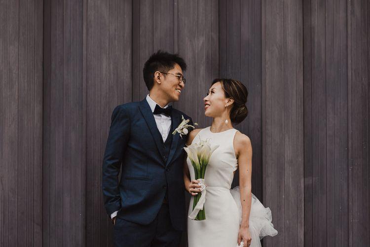 Beautiful Bride and Groom Wedding Capture