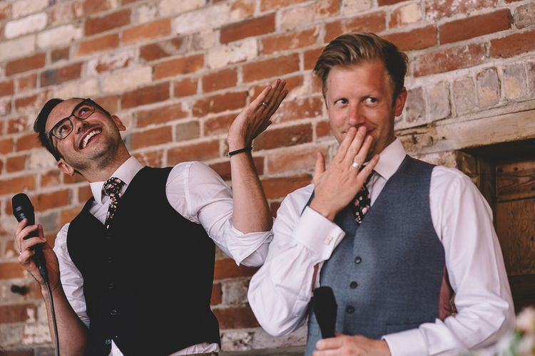 Wedding Speeches // Carrie Lavers Photography