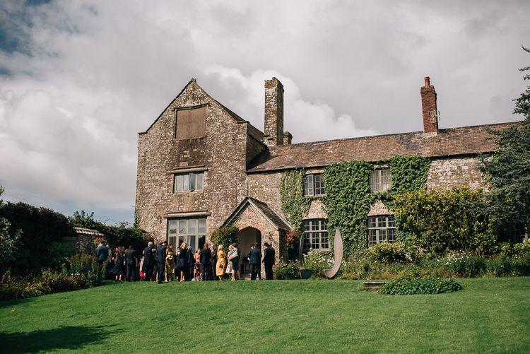 Ash Barton Country House Wedding Venue in North Devon