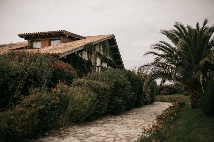 La Maison Tamarin,  Basque farmhouse in the south west of France