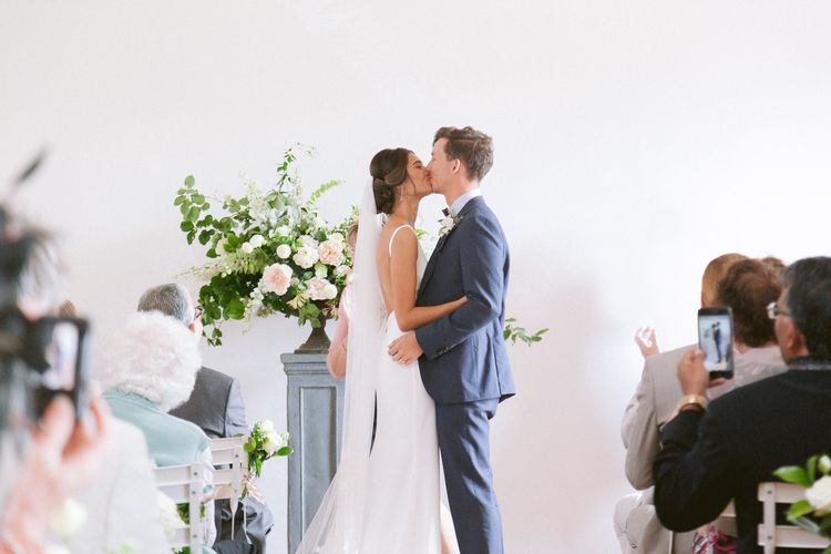 Shilstone House wedding ceremony