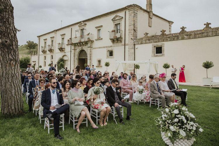 Castello Camemi in Sicily