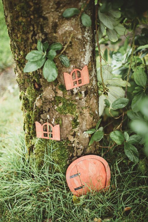 Tree Wedding Decor