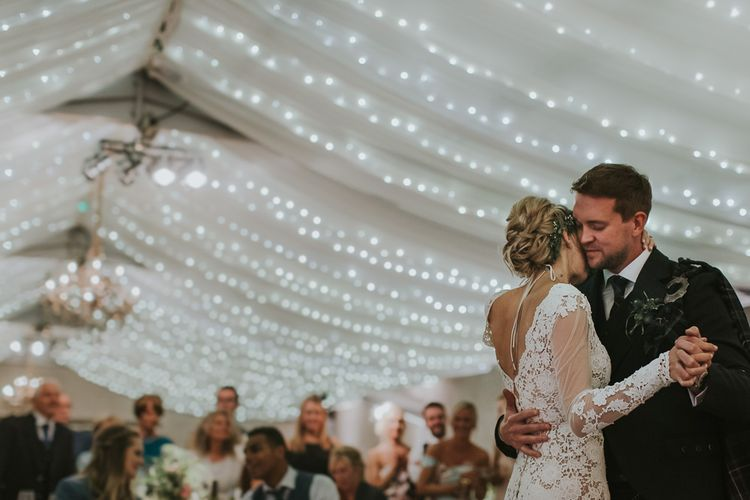 Scottish Wedding With Ceilidh At Axnoller Dorset With Bohemian Styling Outdoor Wedding Ceremony With Images From Paul Underhill Dorset Wedding Photographer