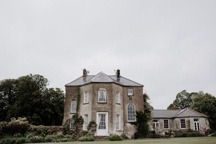 Burtown House and Garden wedding venue in Ireland