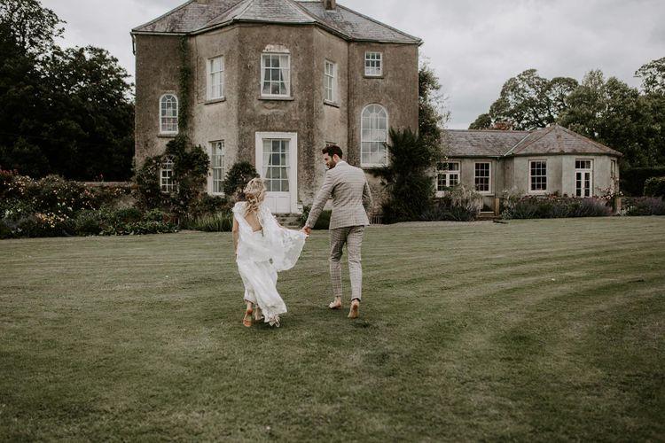 Burtown House wedding venue in Ireland