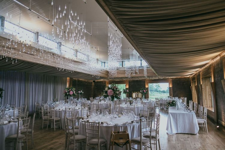Elmore Court Gillyflower Wedding Reception