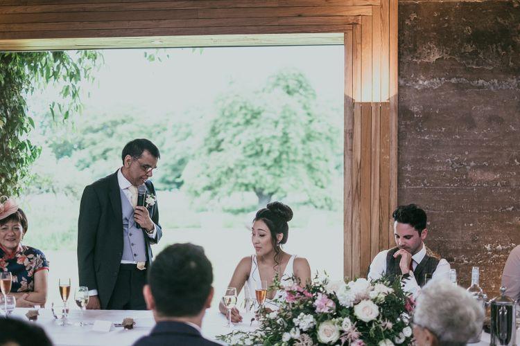 Father of The Bride Wedding Reception Speech