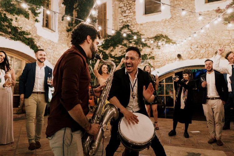 Saxophonist Wedding Entertainment