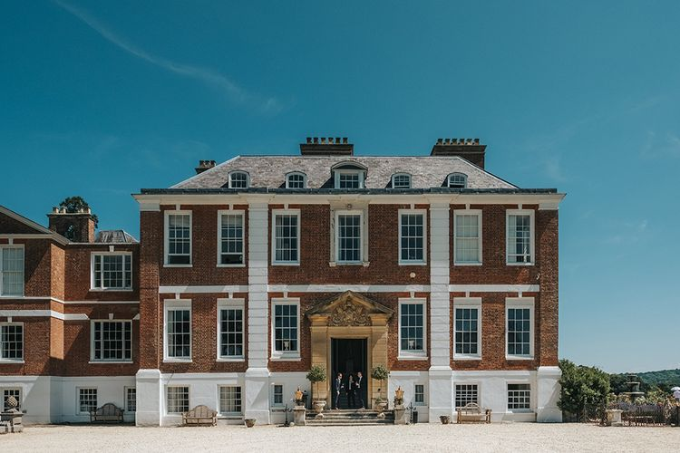 Pynes House in Devon. Country House Wedding Venue