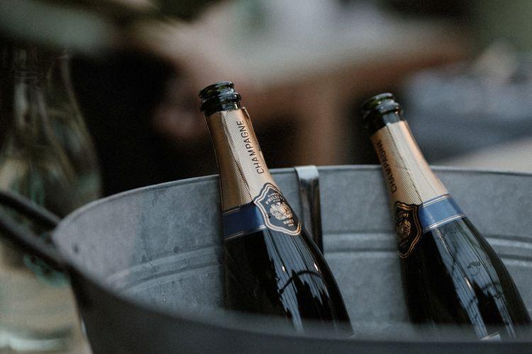 Champagne   Orange, White & Green Boho Wedding at Clifton Nurseries London    Olivia & Dan Photography