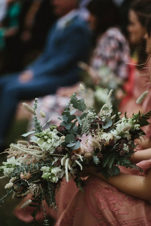 Spring Flowers for Bridesmaid Bouquet
