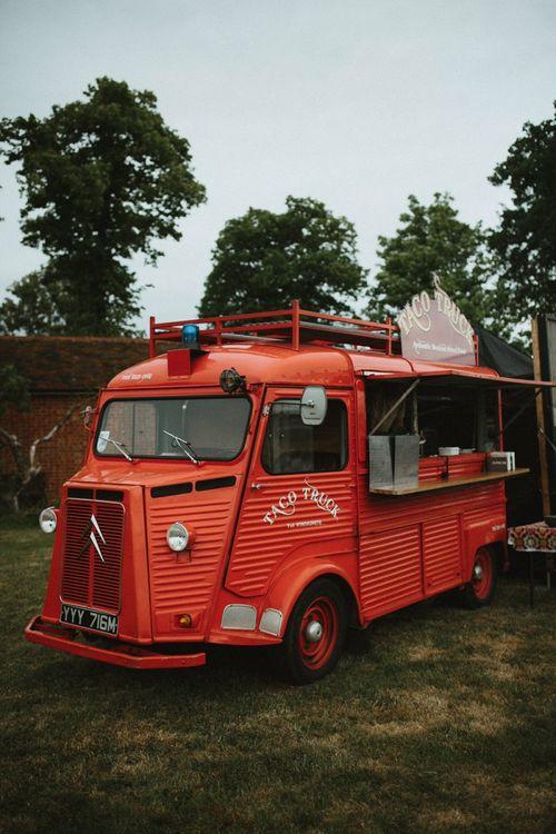 Wedding Taco Food Truck