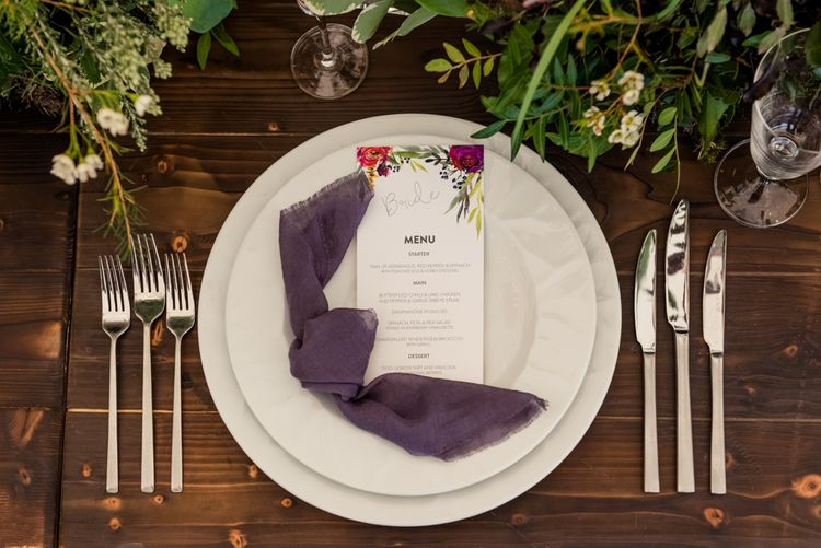 Sperry Tent Wedding With Romantic Meadow Inspired Styling