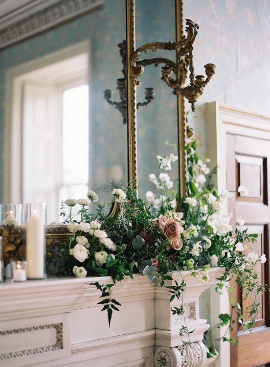 Soft & Muted Spring Wedding Inspiration | Flowers Ruby & The Wolf | ISpring Wedding Colours for 2019 | mage Taylor and Porter Photography