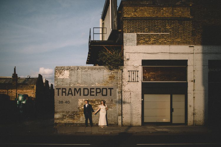 The Clapton Country Club London Wedding With Bride In Embellished Dress With Images From Carrie Lavers Photography
