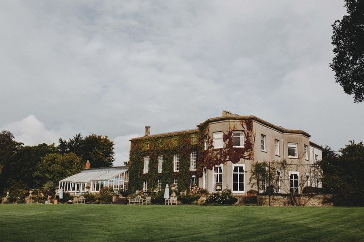 Pennard House Somerset Wedding Venue