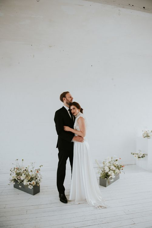 Intimate wedding photography by Rosie Kelly Photography