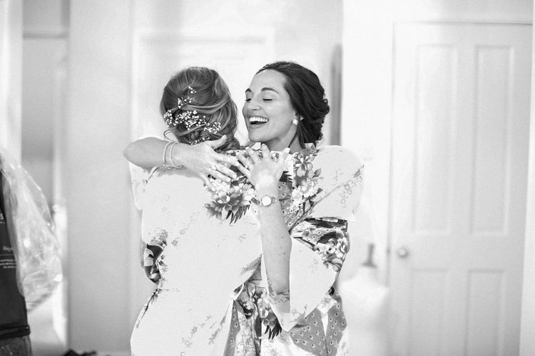 Wedding Morning Bridal Preparations | Copper, Marble & Foliage Glass Marquee Wedding & Outdoor Ceremony on Temple Island in Oxfordshire | Belle and Beau Fine Art Photography