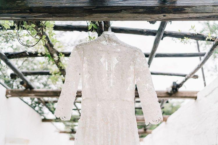 Lace Andrea Sedici Wedding Dress