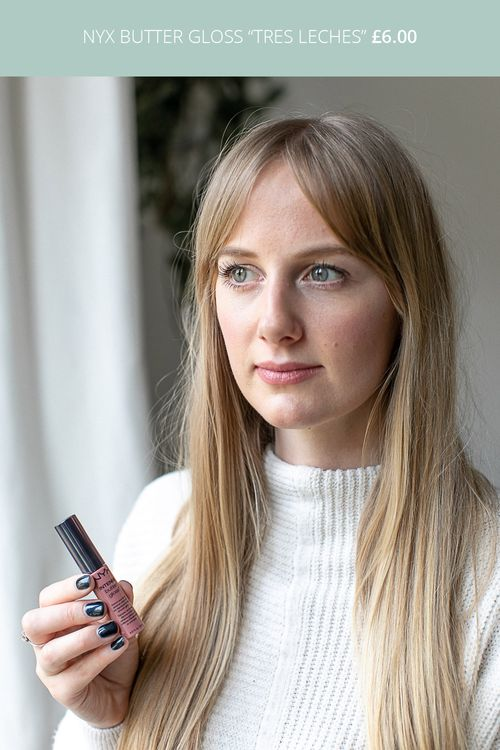 The Best Budget Nude Lipgloss For Brides
