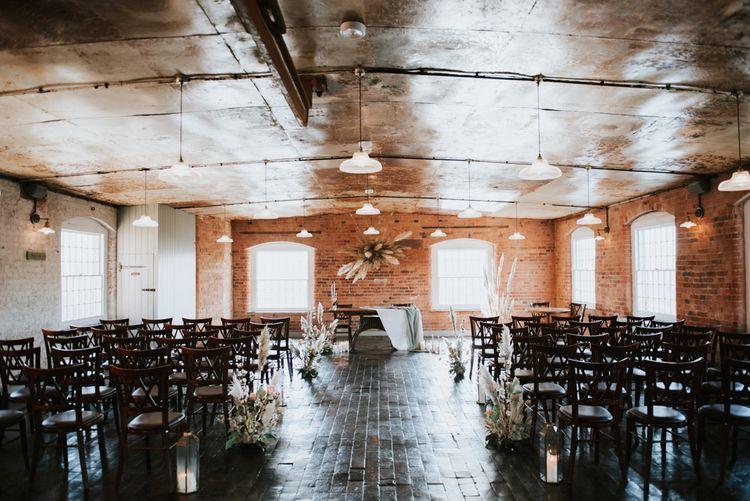 The West Mill wedding venue in Derbyshire