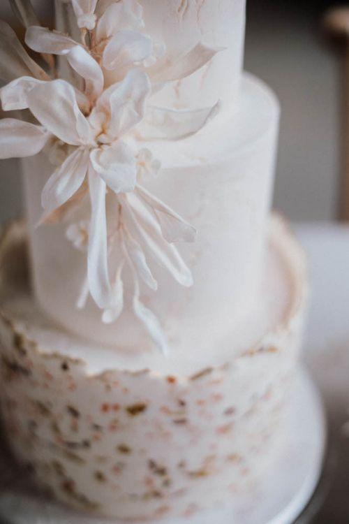Floral decor by Union Cakes