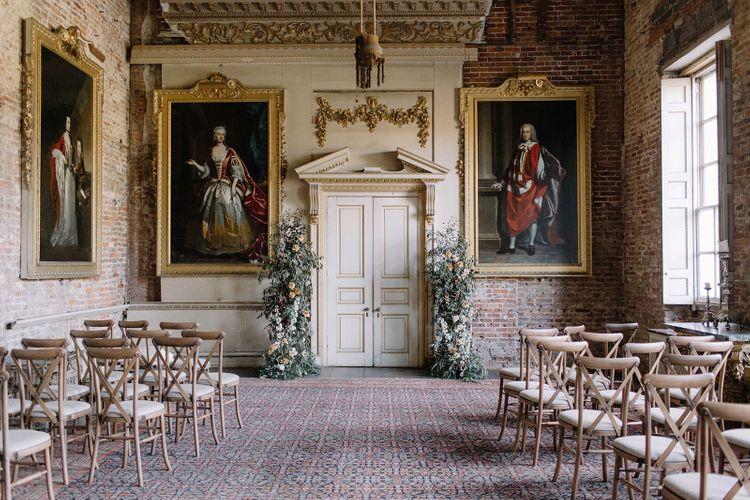 Historic Wedding Venue St Giles House