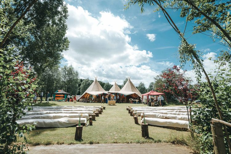 Browning Bros Marquee & Tipi Wedding Venue