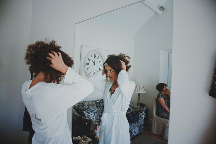 Bridal Preparations   Rustic Wedding at Farbridge West Sussex with Styling by Fairly Vintage   Meghan Lorna Photography