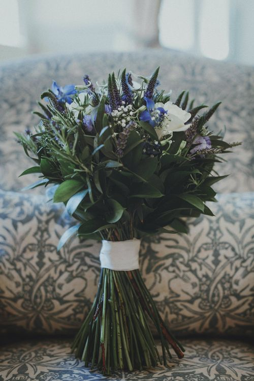 Bouquet   Rustic Wedding at Farbridge West Sussex with Styling by Fairly Vintage   Meghan Lorna Photography