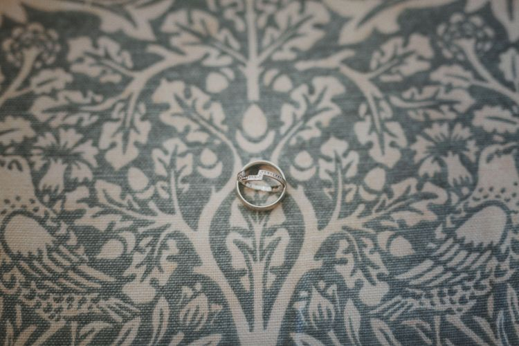 Wedding Bands   Rustic Wedding at Farbridge West Sussex with Styling by Fairly Vintage   Meghan Lorna Photography