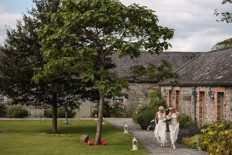 Irish wedding venue for same-sex wedding