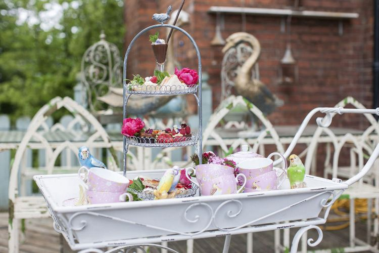 Wedding Petit Fours by Goose On The Loose