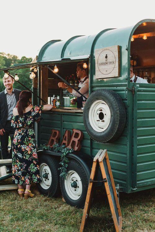 Wedding Bar by The Dawdling Duck