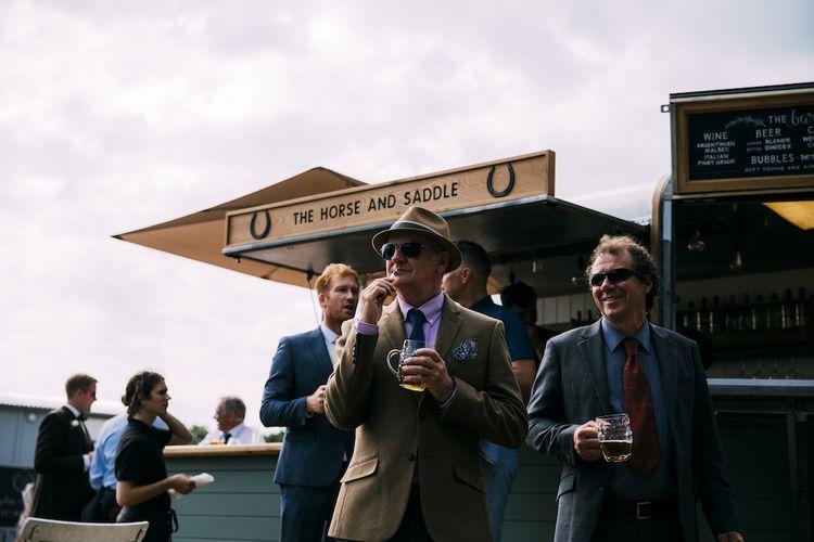 Horsebox Wedding Bar Okehurst Design & Engineering