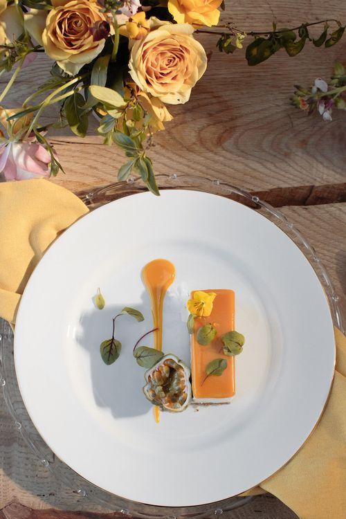 Gourmet Wedding Dessert by Paisley Flour Catering