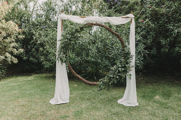 Wedding Hoop Display Image by Kino Ortega