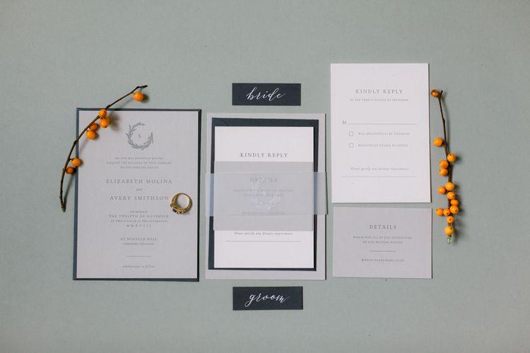 Elegant Stationery Suite