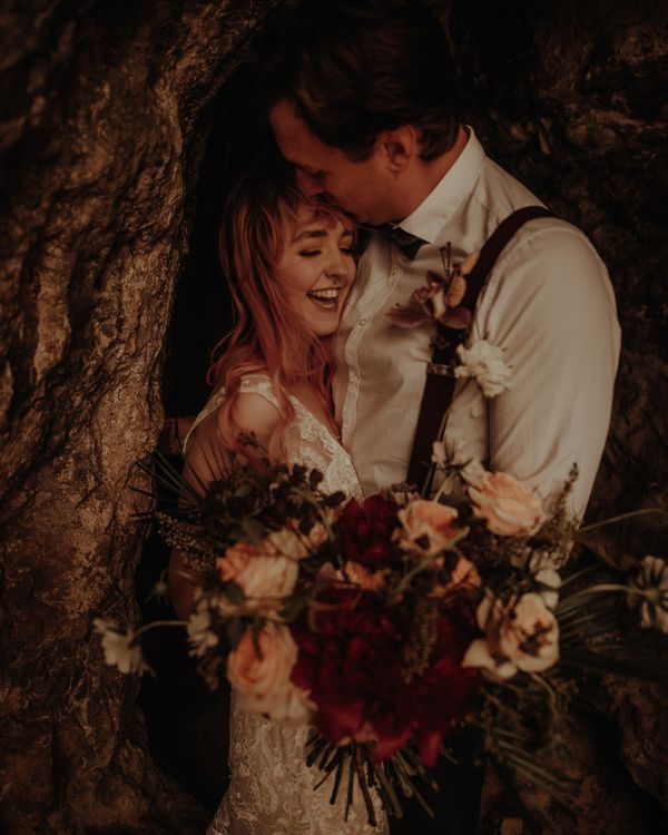Intimate elopement photography by Esme Whiteside Photography