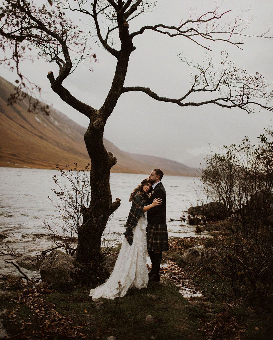 Highland Wedding Glencoe
