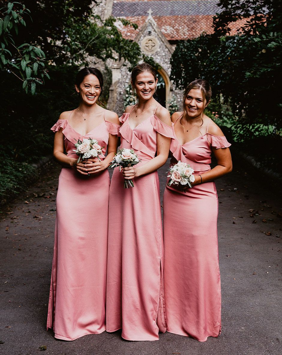 pink maids